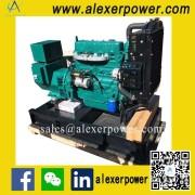 Weichai Ricardo 30KW Diesel Generator Set