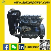 Alexerpower K4100D Diesel Engine for Generating Set