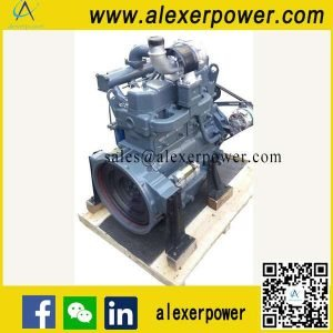 R4105AZLD diesel engine-2