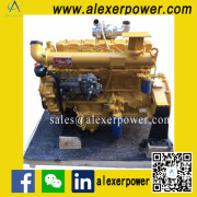 Alexerpower R6105ZD Diesel Engine for Generating Set