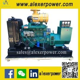 Weichai 75kw diesel generator R6105ZD
