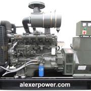 Weichai Ricardo 100KW Diesel Generator Set