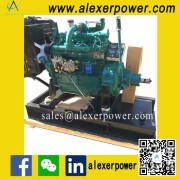 K4100P Diesel Engine for For PTO and Pulley Belt