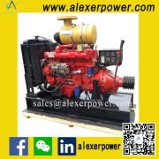 R6105IZLP Diesel Engine for PTO and Pulley Belt