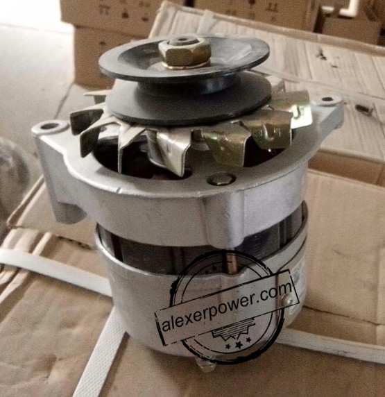 Alternator for Weifang 495 K4100 Diesel Engine Spare Parts for Sale
