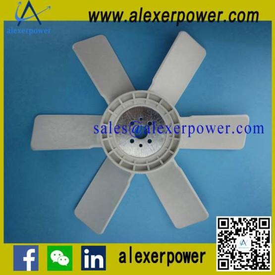 Weichai K4100 diesel engine fan-3