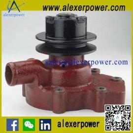 Weichai K4100 diesel engine water pump-4