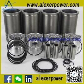 Weichai Ricardo Diesel Engine Cylinder Liner+Piston+Ring+Pin-2