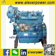 Weichai ZH4100CD Marine Diesel Engine certificated by CCS/ZY/ZC