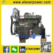 Weichai R6105ZCD Marine Diesel Engine Motor for Boat