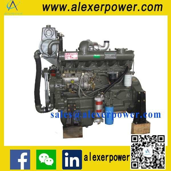 Weichai R6105ZCD marine diesel engine