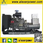 Weichai Ricardo 150KW Diesel Generator Set