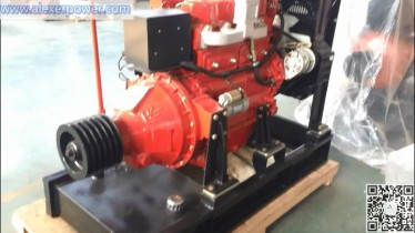 Ricardo R4105ZP Diesel Engine
