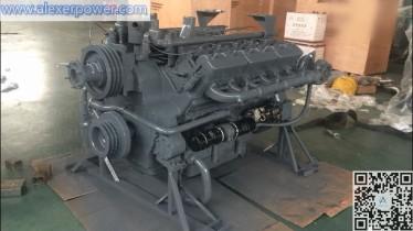 Shangchai 12V135 Diesel Engine