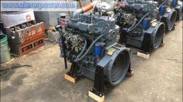 Weichai R4105ZD Diesel Engine