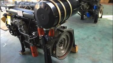 Weichai R6105AZLD Diesel Engine