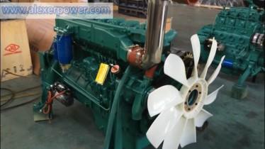 Weichai Steyr 618D Diesel Engine