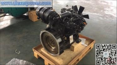 Yanmar 4TNV88 Diesel Engine