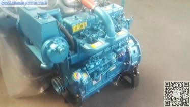 Weichai K4100ZCD Diesel Engine