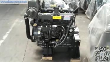Weichai R4105CD Diesel Engine