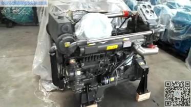 Weichai R6105AZLC Diesel Engine