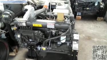 Weichai R6105ZCD Diesel Engine