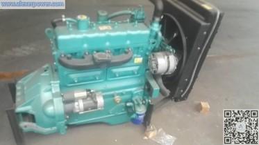 Weichai ZH4100Y Diesel Engine