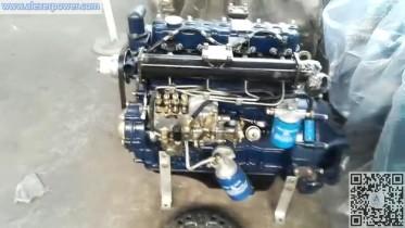 Quanchai ZH490 Diesel Engine