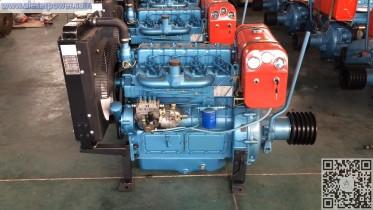 Weichai K4100P/K4102P Diesel Engine