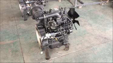 Yanmar 3TNV88 Diesel Engine