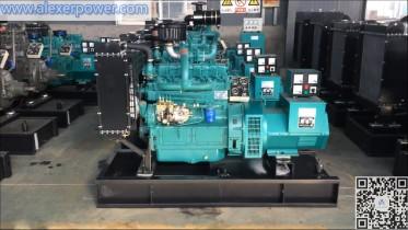 Weichai 30KW Diesel Generator