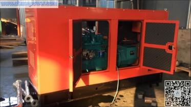 300A Diesel Welding Machine Generator