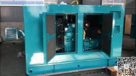 40kw cummins diesel generator 4BTA3.9-G2 engine with PI144K1 stamford orginal alternator