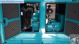 60kva diesel generator Cummins engine 4BTA3.9-G2 with stamford orginal brushless UCI224F14 alternator