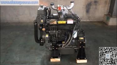Weichai R4105ZCD Marine Motor
