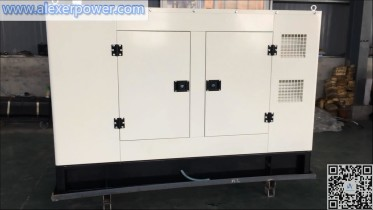 Weichai 30kw Soundproof Genset