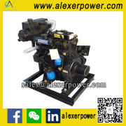 Weichai ZH2110CD Marine Diesel Engine with Pulley and Sea Water Exchanger