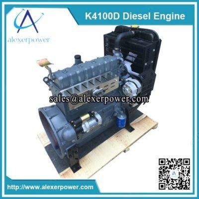 K4100D diesel engine-4