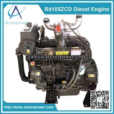 R4105ZCD diesel engine-1