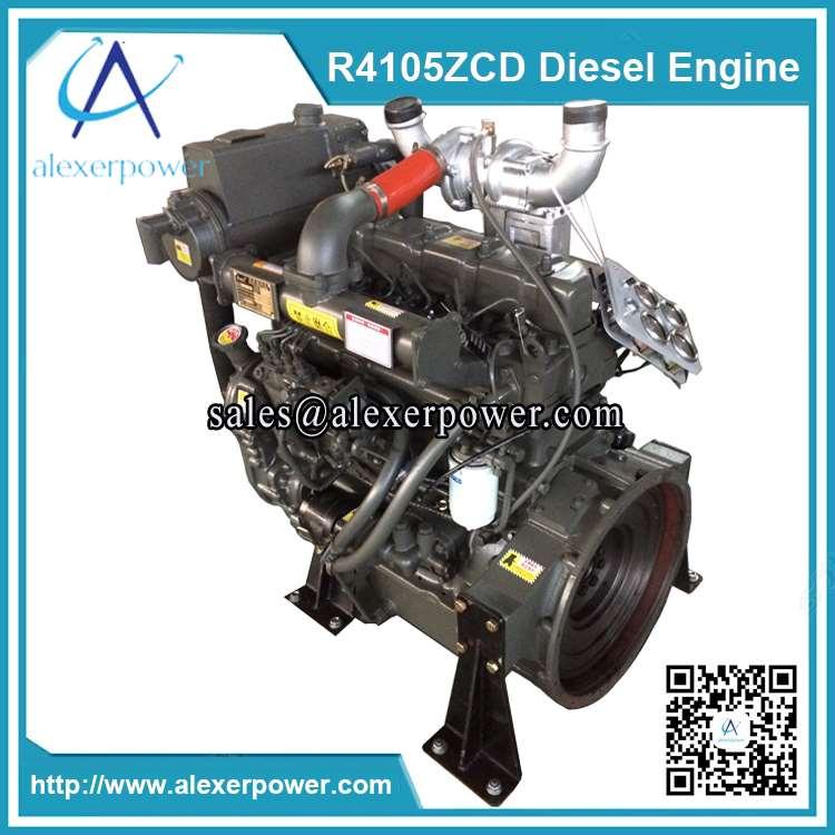 R4105ZCD diesel engine-3