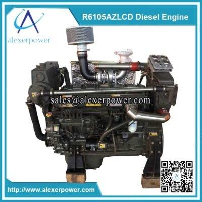 R6105AZLCD diesel engine-1