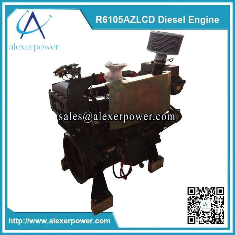 R6105AZLCD diesel engine-4