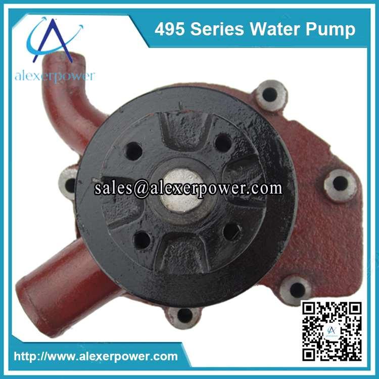 Weichai 495 water pump-1