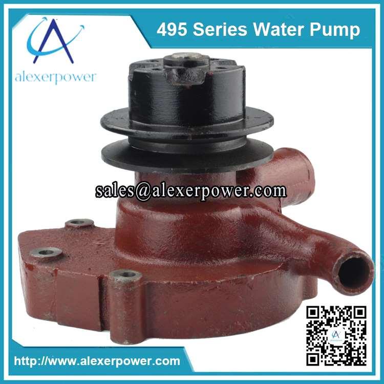 Weichai 495 water pump-2