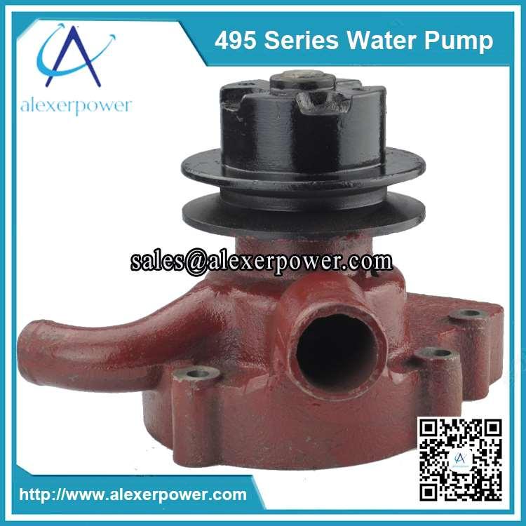 Weichai 495 water pump-3