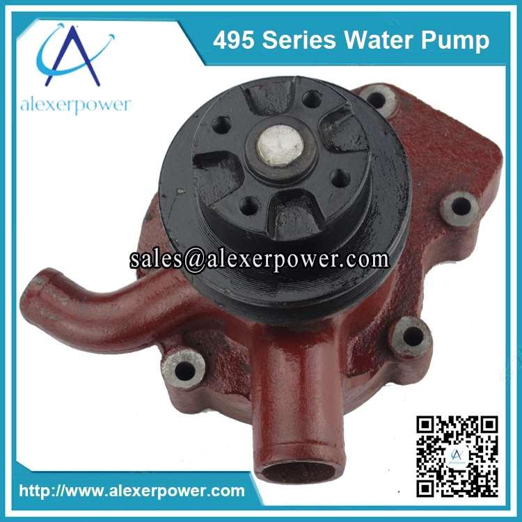Weichai 495 water pump-4