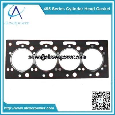 Weichai K4100 diesel cylinder head gasket-1