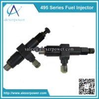 Weichai K4100 diesel fuel injector-1