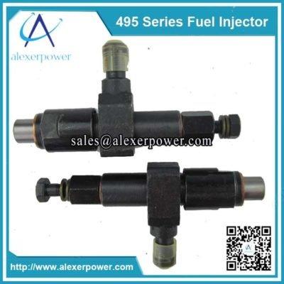 Weichai K4100 diesel fuel injector-2