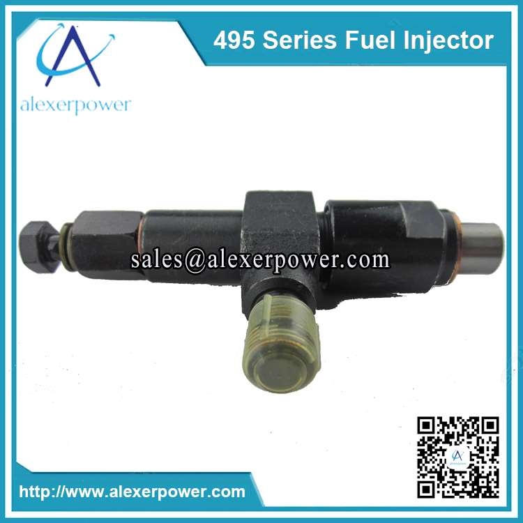Weichai K4100 diesel fuel injector-3